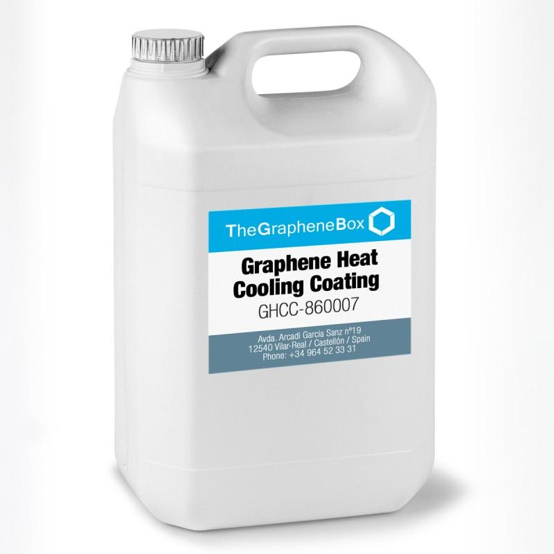 Heat Cooling Graphene Coating